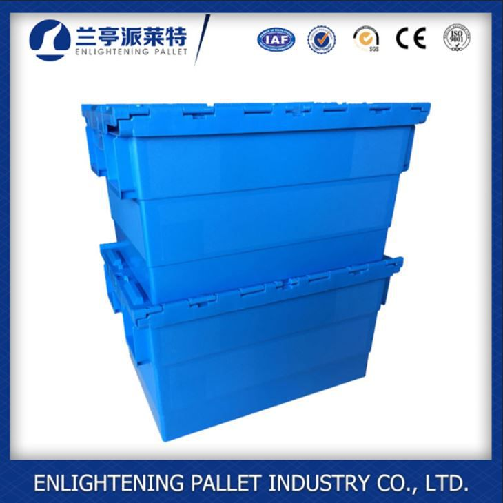 virgin PP Nestable Attached Lid Container (ALC600-365)