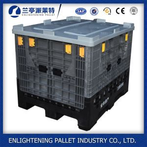1200x1000x975mm Collapsible Large Plastic pallet Container